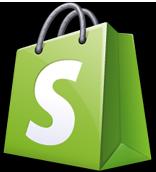 shopify logo icon